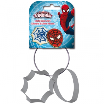 Ausstecher Set - SPIDERMAN